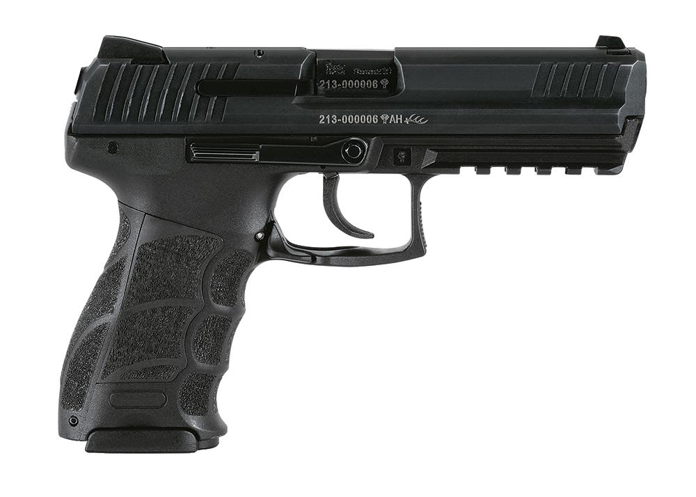 Heckler & Koch P30L LEM V2 Semi-Auto Handgun M734002LA5, 40 S&W, 4.4 in, Polymer Grip, Black Finish, 13 Rd