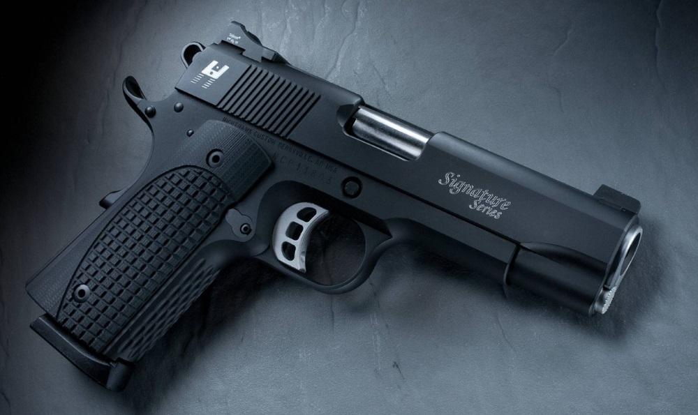 Nighthawk Custom Heinie Signature Compact 45ACP 9555