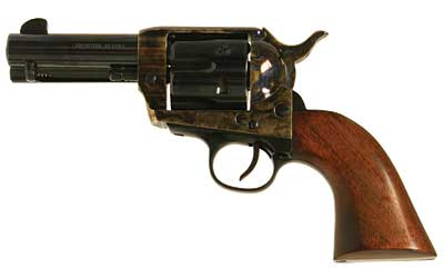 Cimarron Frontier Pre War Revolver .45 LC 3.5in 6rd Blued PP332