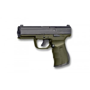 "FMK 9C1 9mm 10+1 4"" Pistol in Fired Case/OD Green - FMKG9C1G2ODCM"