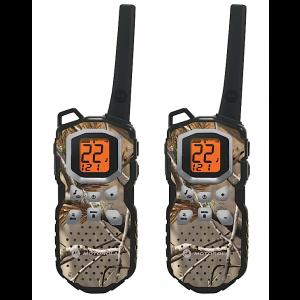 Motorolla MS355R 2-Way Radio 3 AA Alkaline