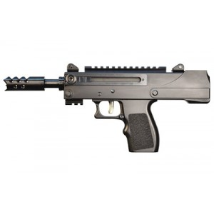"Masterpiece Arms MPA57DMG 5.7x28mm 20+1 5"" Pistol in Black Aluminum - MPA57DMG"