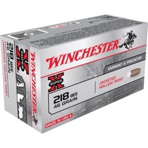 Winchester Super-X .223 Remington/5.56 NATO Lead Free, 55 Grain (20 Rounds) - X223RT