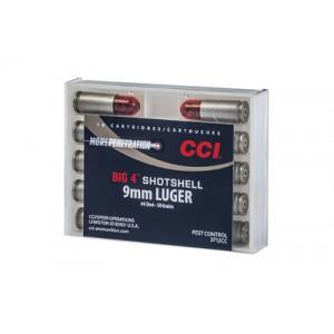 CCI Speer Shotshell 9mm Shot Shell, (10 Rounds) - 3712CC