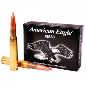 Federal Cartridge American Eagle Target .50 BMG Full Metal Jacket, 660 Grain (10 Rounds) - XM33C