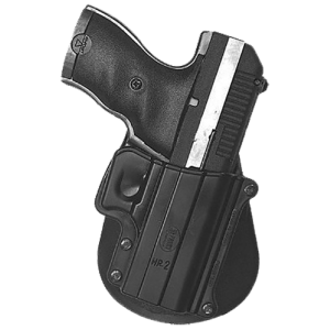 Fobus USA Paddle Right-Hand Paddle Holster for Hi Point 9mm, .380 in Black - HP2