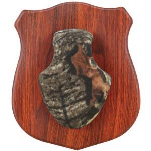 Allen Company Heirloom Mountain Rack Mossy Oak Breakup or Red Color Wood Grain Laminate Material 569