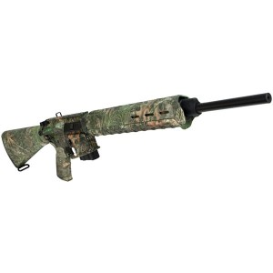 "Sig Sauer RM400 Hunter .223 Remington/5.56 NATO 10-Round 20"" Semi-Automatic Rifle in Mixed Pine Camo - RM400H20BMIX"