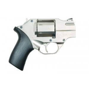 "Chiappa White Rhino .357 Remington Magnum 6-Shot 2"" Revolver in Nickel - WH200DS"