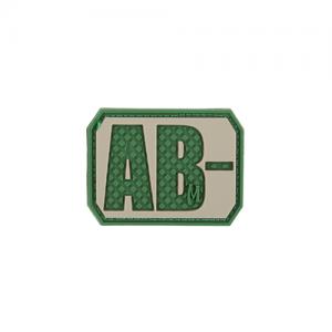 AB- NEG Blood Type Patch