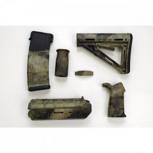 Matrix Diversified Ind Magpul Comp-Spec AR15 Furniture Kit High Desert Finish MAGCOM07HD