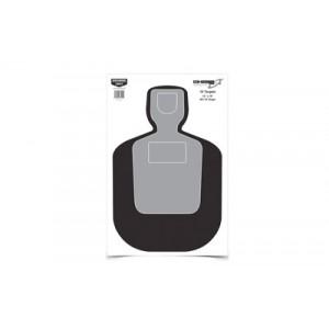 Birchwood Casey Eze-scorer Target, Bc-19, 12x18, 100 Targets 37007
