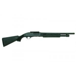 """Interstate Arms 981R .12 Gauge (3"""") 4-Round Pump Action Shotgun with 18.5"""" Barrel - 981R"""