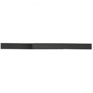"Gould & Goodrich Velcro Lined Pants Belt in Black - Medium (34"" - 38"")"