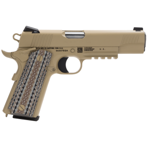 "Colt CQBP .45 ACP 7+1 5"" 1911 in Stainless Steel (Marine M45-A1) - O1070M45"