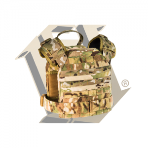 HSG MPC Modular Plate Carrier Bravo Color: MultiCam Size: MD / LG