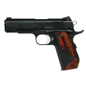 "CZ Guardian .45 ACP 8+1 4.25"" 1911 in Black Aluminum Alloy (Commander) - 01987"