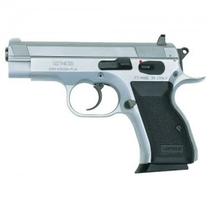 "EAA Witness .38 Super 10+1 4.5"" Pistol in Wonder (Full) - 999151"