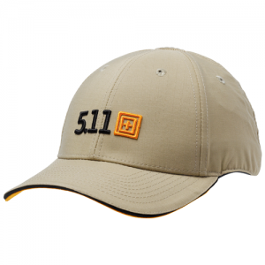 5.11 Tactical Recruit Cap in TDU Khaki - One Size Fits Most