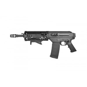 "Masterpiece Arms MPAR556P Gen II .223 Remington/5.56 NATO 30+1 10"" Pistol in Black - MPAR556P Gen II"