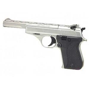 """Phoenix HP22A .22 Long Rifle 10+1 5"""" Pistol in Nickel - HP22ARMN"""