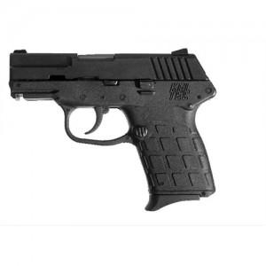 "Kel-Tec PF-9 9mm 7+1 3"" Pistol in Hard Chrome/Black - PF9HK"