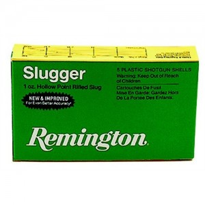 "Remington Slugger .20 Gauge (2.75"") Slug (Copper) Copper (5-Rounds) - SP20RS"