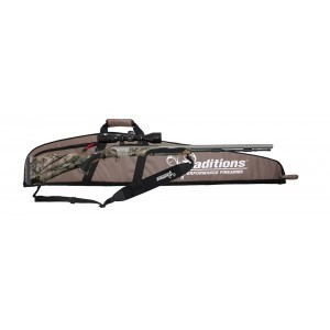 """Traditions 5611415DCS Drury Pkge .50 BO 28"""" 3-9x40mm Scope Syn MO Treestand Stk"""