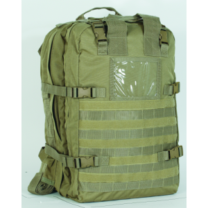 Deluxe Professional Special OPS Field Medical Pack Color: Coyote