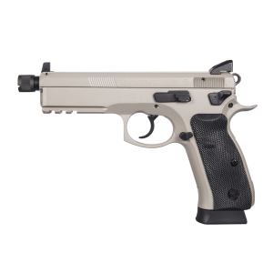 "CZ 75 SP-01 Tactical 9mm 18+1 4.72"" Pistol in Urban Grey (Threaded) - 91253"
