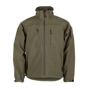 5.11 Tactical Sabre 2.0 Men's Full Zip Jacket in Moss - Large