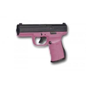 "FMK 9C1 9mm 14+1 4"" Pistol in Fired Case, Raspberry Polymer (Gen 2) - FMKG9C1G2PL"