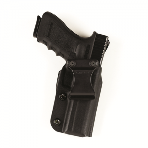 TRITON KYDEX IWB HOLSTER Gun FIt: RUGER - LCR .38 Color: BLACK Hand: Right Handed - TR300
