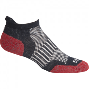 PTX-2 Training Sock Color: Lava Size: Medium