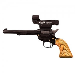 """Heritage Rough Rider .22 Long Rifle 6-Shot 6.5"""" Revolver in Blued - RR22MB6I"""
