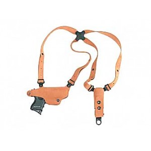 Galco International Classic Lite Right-Hand Shoulder Holster for Springfield XD, XD(M)/Heckler & Koch USP Compact in Natural - CL428