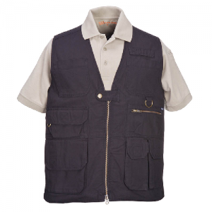 5.11 Tactical Tactical Vest in Black - X-Large