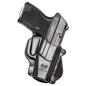 Fobus USA Ankle Right-Hand Ankle Holster for Kel-Tec P11 in Black - KTP11A