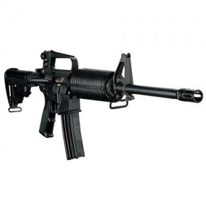 "DPMS Panther Arms Carbine .223 Remington/5.56 NATO 30-Round 16"" Semi-Automatic Rifle in Black - RFA2PCAR16"