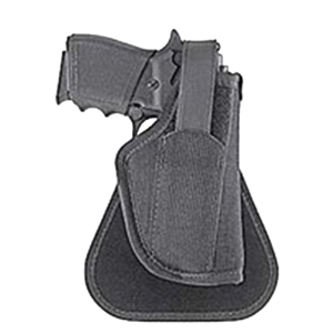 Uncle Mikes 78021 Paddle Holster 7802-1 2 Black Laminate - 78021