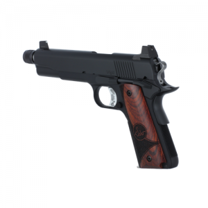 "Dan Wesson Vigil .45 ACP 8+1 5.75"" 1911 in Black Aluminum Alloy - 01830"