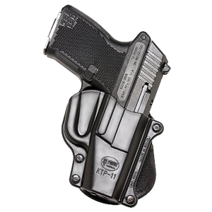 Fobus USA Paddle Right-Hand Paddle Holster for Kel-Tec P11 in Black - KTP11