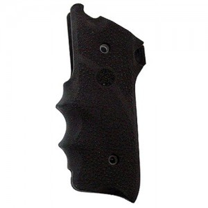 Hogue Finger Groove Grips For Ruger MKII 82000