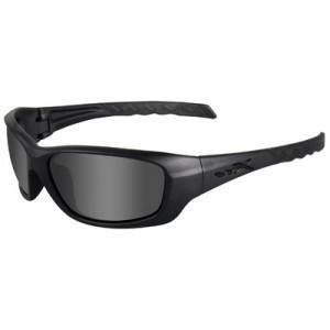 Wileyx Eyewear WX Gravity Climate Safety Glasses Anti-Slip Temple Sleeves Black Frame CCGRA01