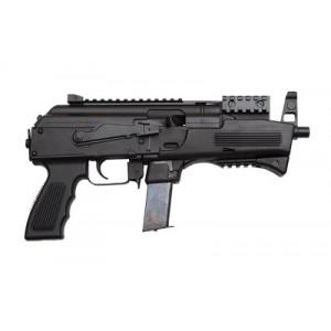 """Chiappa AK-9 9mm 10+1 6.3"""" Pistol in Black - 500.167"""