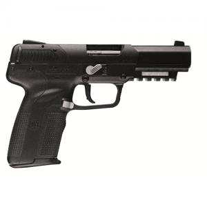 """FN Herstal Five-Seven 5.7x28mm 20+1 4.75"""" Pistol in Black (3-Dot Adjustable Sights) - 3868929300"""