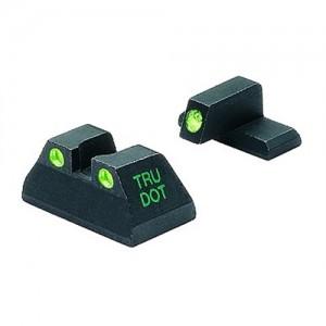 Meprolight Green Front/Rear Tru-Dot Fixed Sights For H&K USP Full Size 11516