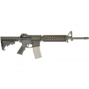 "Bravo Company Mod 2 .223 Remington/5.56 NATO 30-Round 16"" Semi-Automatic Rifle in Black - 750-133"