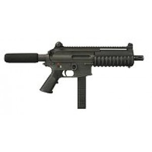 "Bushmaster Type 21 9mm 30+1 7.25"" Pistol in Black - 90744"