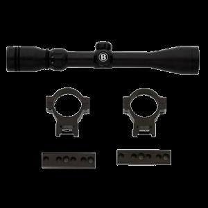 Thompson Center Universal Muzzleloader 3-9x4040mm Riflescope in Black (Multi-X) - 9948